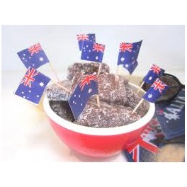 Aussie Flag Tooth Picks