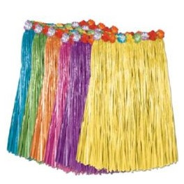 Luau grass skirt