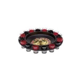 Glass Roulette – Drinking Game Set