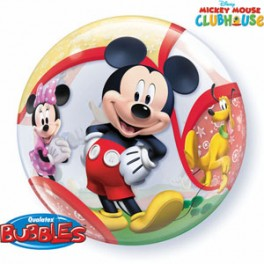 Mickey Mouse Club House Bubble (inflated)