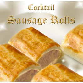 Premium Party Sausage Rolls (24 Pack)