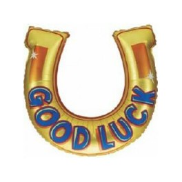 Shape Horseshoe Good Luck