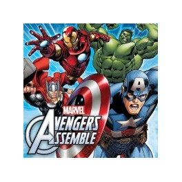 The Avengers Luncheon Napkins