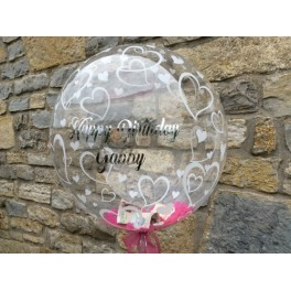 PERSONALISED BUBBLE