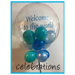 Deco Bubble (Personalised)