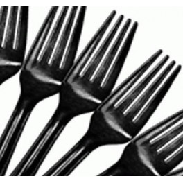 Black Forks (25 Pack)
