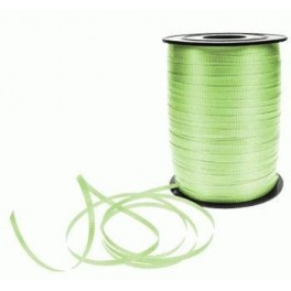 Lime Green Curling Ribbon