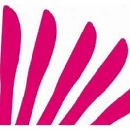 Hot Pink Knives (25 Pack)