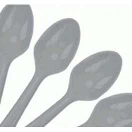 Silver Spoons (25 Pack)