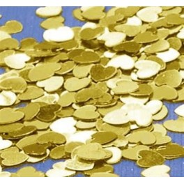 Gold Heart Scatters 25g
