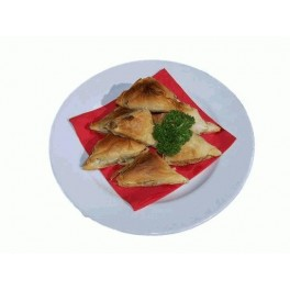 Cheese And Spinach Triangles (30 Pack)