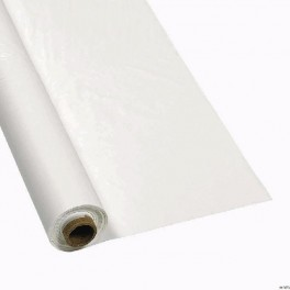 White Paper Table Cover (30 Meter Roll)