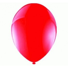 Red Balloon Latex (Inflated)