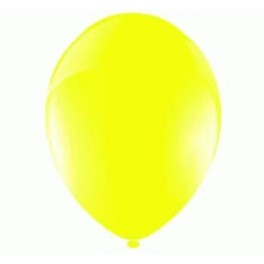 Yellow Balloon Latex (Inflated)