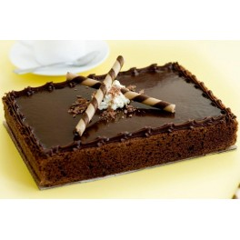 Chocolate Slab Cake (Half)