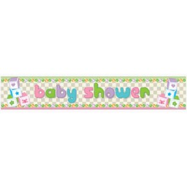 Baby Shower Big Banner