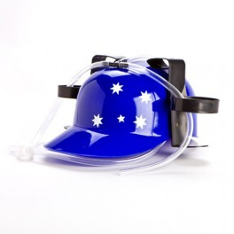 Aussie novelty drinkinh hat
